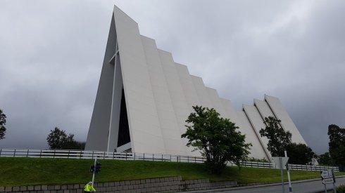 Ghetar treptat, iarasi cladire telescopica. Catedrala.