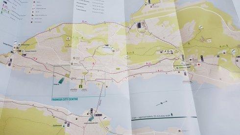 Pe harta, am pariat pe linia autobuzului 34. Ajuta, dar nu-i circulara.
