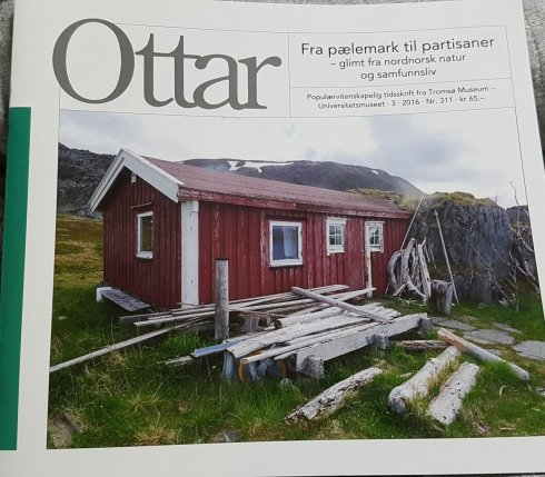 Revista Muzeului Polar.